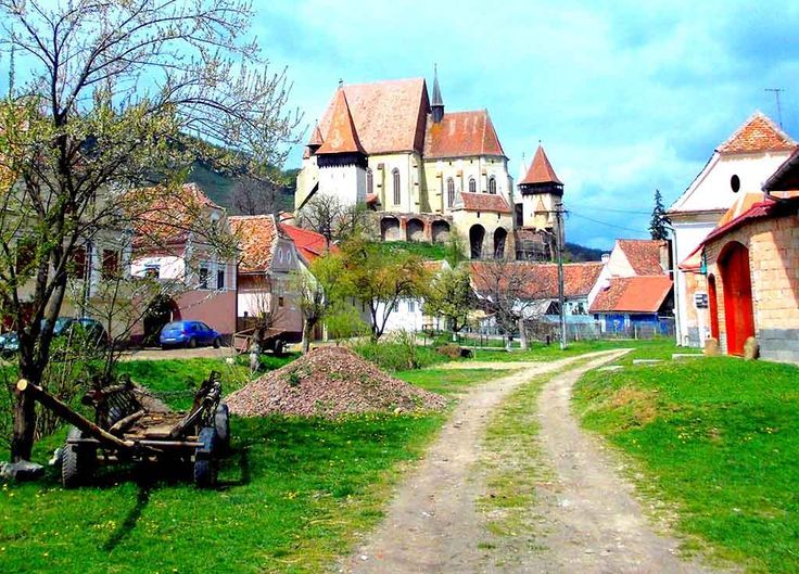 Biertan Fortified Church, part of the Saxon heritage