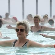 Water Aerobics Pool Exercises | LIVESTRONG.COM
