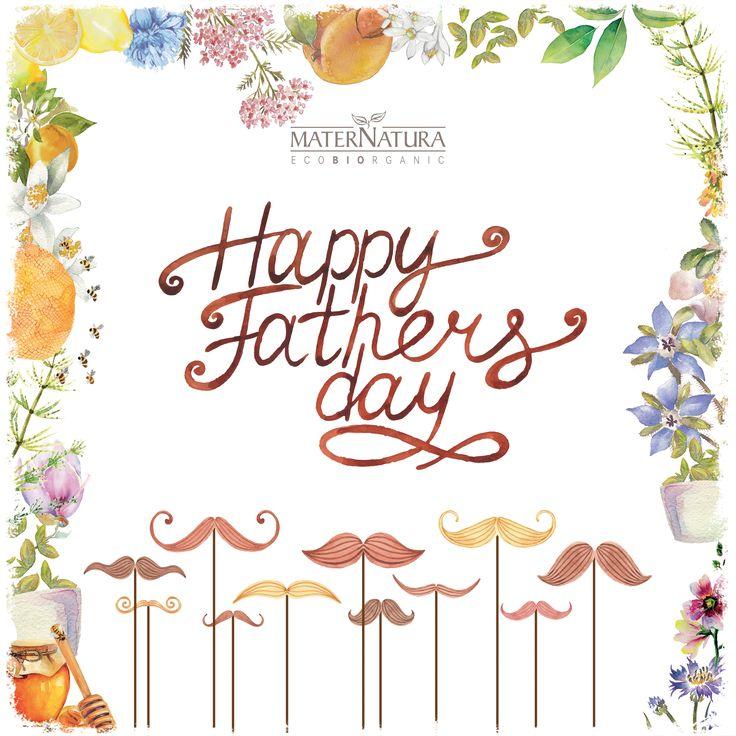 Felice festa del Papà! #materantura #papà #festadelpapà #auguri