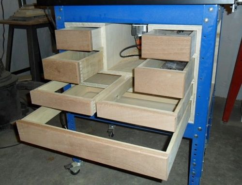 Kreg Router Stand Cabinet
