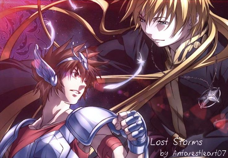 I made this banner for my new Saint Seiya The Lost Canvas AMV! You can watch here: https://www.youtube.com/watch?v=HMV_hpI-YAE