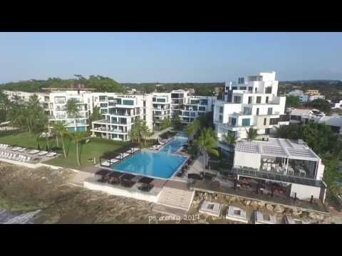 Gansevoort Hotel air view | North Coast | Sosua, Dominican Republic | YouTube