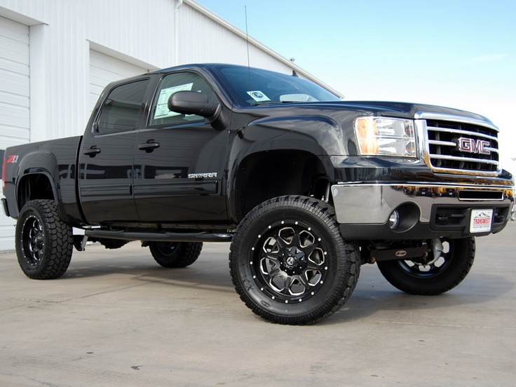 2012 gmc sierra 1500 lift kit
