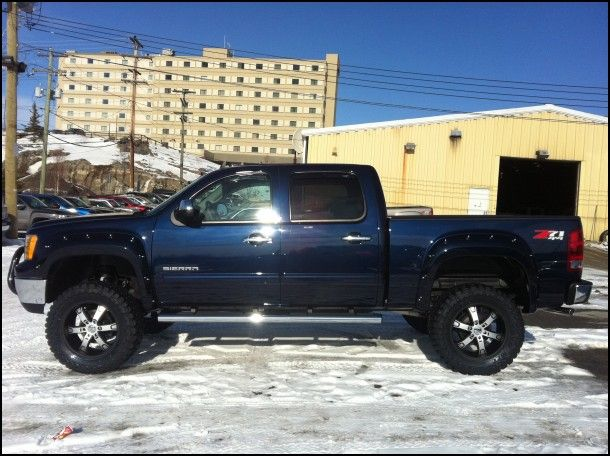 Gmc Truck Rims and Tires