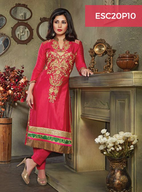 Monday Dhamaka Deal!! Ultimate Rimi Sen Rani Cotton Suit for just Rs 1399/- Shop now @ http://www.enasasta.com/deal/rimi-sen-rani-suit Call or Whatsapp @08288886065  Cash on Delivery at available (Rs99 extra) || Shipping Free