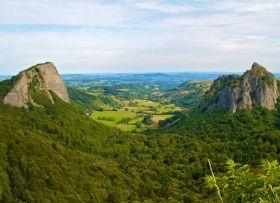 Découvrez les parcs naturels du Massif Central