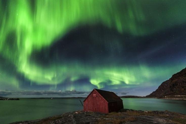 """Διεθνή Βραβεία Φωτογραφίας 2012: Green Seas"""", 1ο βραβείο στην κατηγορία Φύση-τοπίο, από τον Rafael Rojas"""