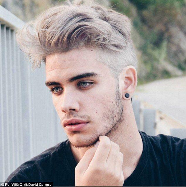 Outstanding Haircuts For Men In 2020 Men Blonde Hair Men Hair