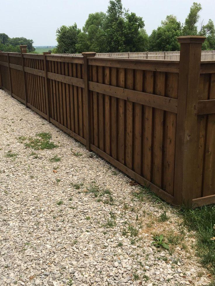 Best 25 Cedar Fence Ideas On Pinterest Backyard Fences