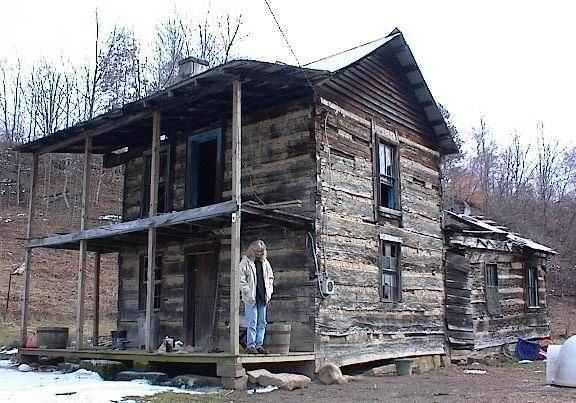 5658 best images about old log cabins on pinterest cabin for Hand hewn log cabin for sale