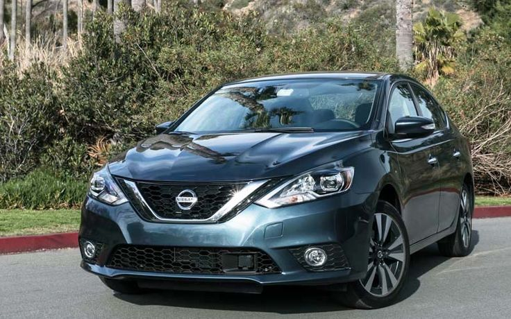 2018 Nissan Sentra overview
