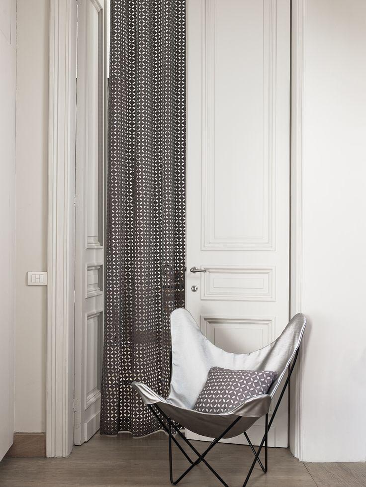 20 beste idee n over tissus ameublement op pinterest tissus ameublement fauteuil - Gordijnen interieur decoratie ...