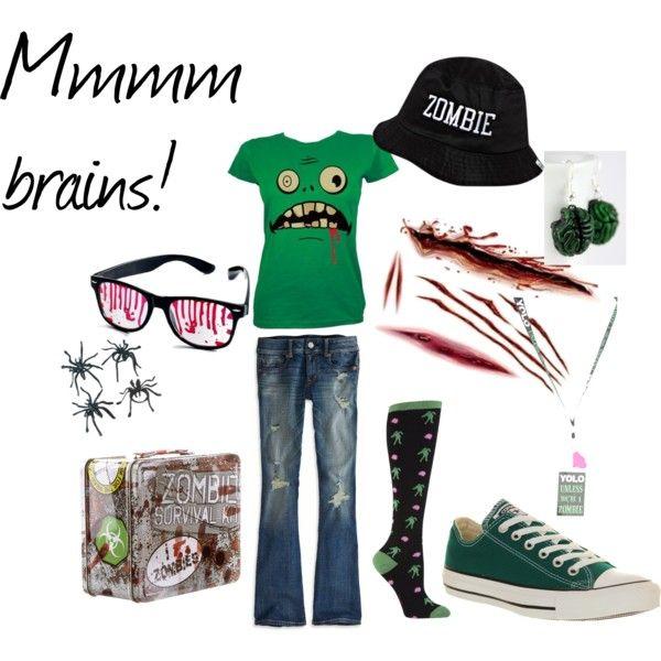 """Zombie Halloween Costume"" #temporarytattoo"