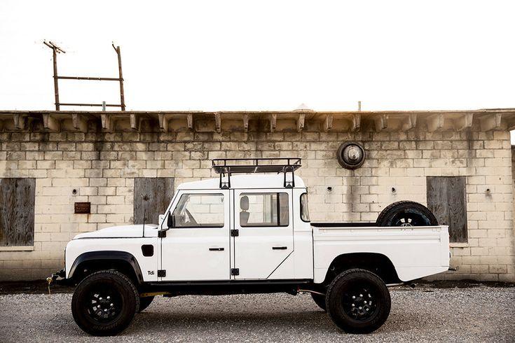 1991 Land Rover Defender 130 Crew Cab | eBay