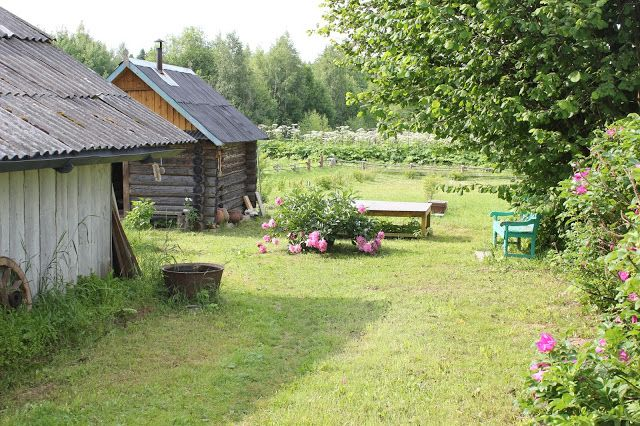 Жизнь горожанки в деревне: Утром 21, днём 30, вечером в доме жара!