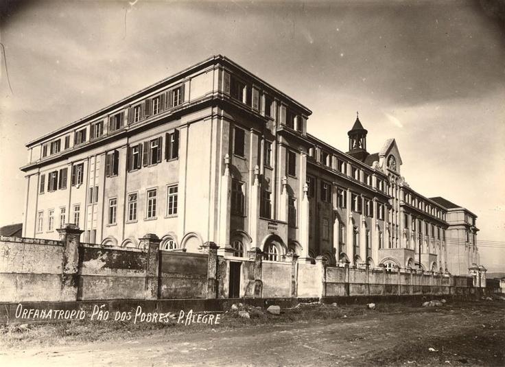 Pão dos Pobres - década 1930 - Porto Alegre, RS, Brasil