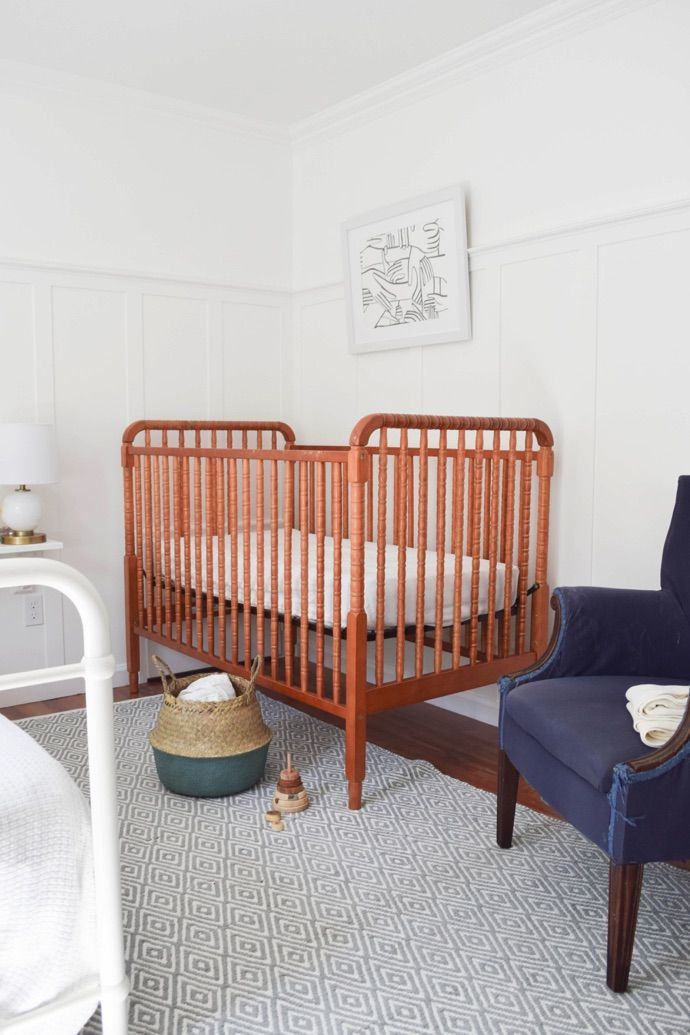 tour a sophisticated and multifunctional nursery