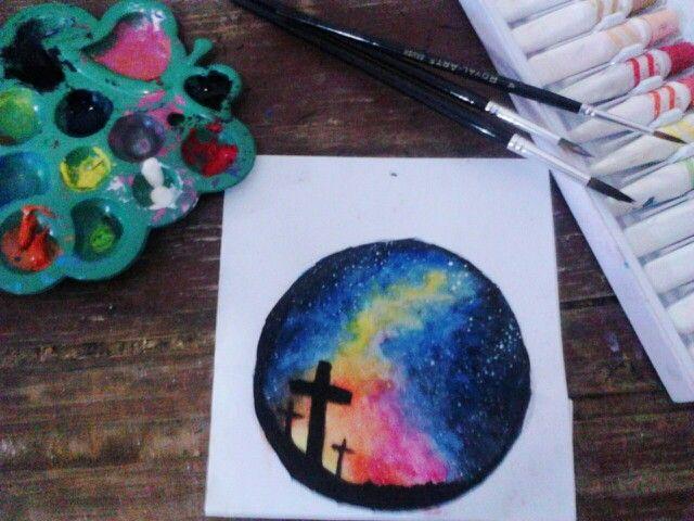 Beautiful WaterColour Painting ❤