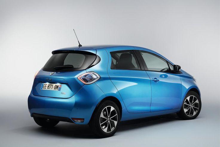 Renault rejuveneció toda su gama en el Salón de París - Estereofonica