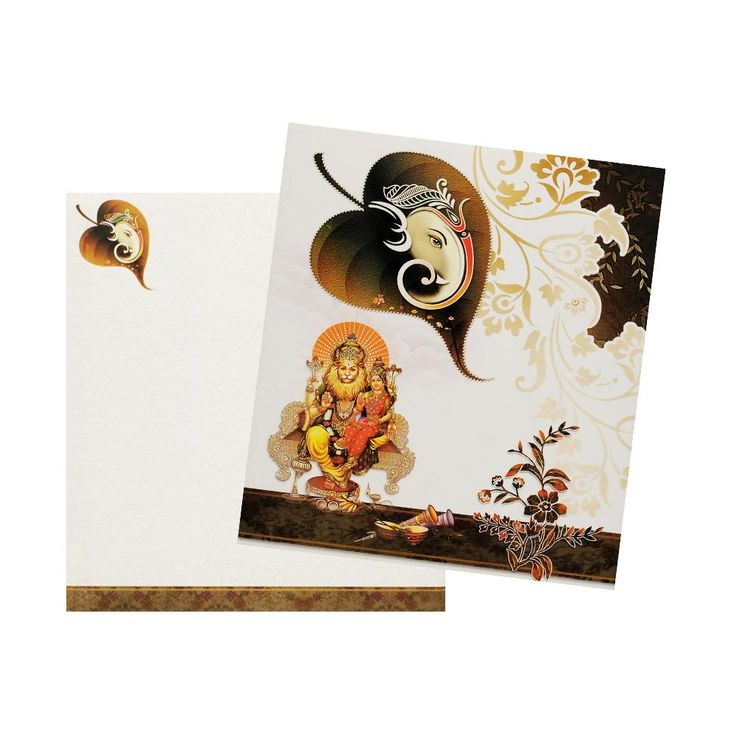 8 best Hindu Wedding Invitation Cards images on Pinterest Hindu - naming ceremony invitation