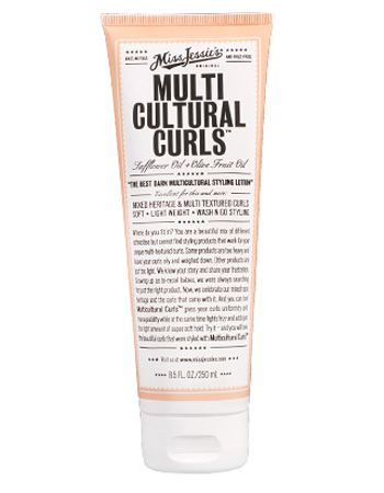 To account for the fact that there's no such thing as one type of Latina hair, Miss Jessie's Multicultural Curls ($16, amazon.com) was born. It's a lightweight formula that does it all: adds moisture, replenishes nutrients and provides a soft hold.