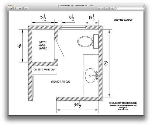 Bathroom Layout Help 86 best bathroom floor plans sharedtoilet saver™ images on