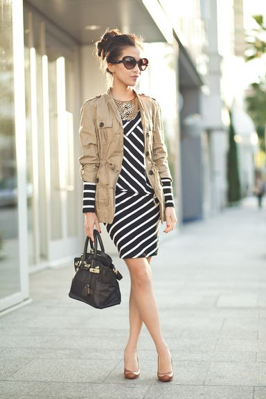 Soft jerseyFashion, Style, Black And White, Soft Jersey, Outfit, Jackets, Black White, Stella Dots, Stripes Dresses