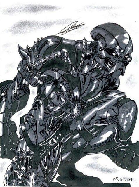Weapon Zero