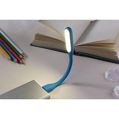 Yövalo/LED-lukuvalo - MORSEN - Luonnollinen Valkoinen USB - 1.5 - (W) - AC 220 - (V)  - EUR € 1.95