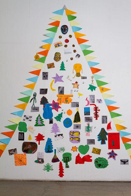 Arbol de navidad,@Rebecca Hayles orpin,#arbol,#navidad,#colores