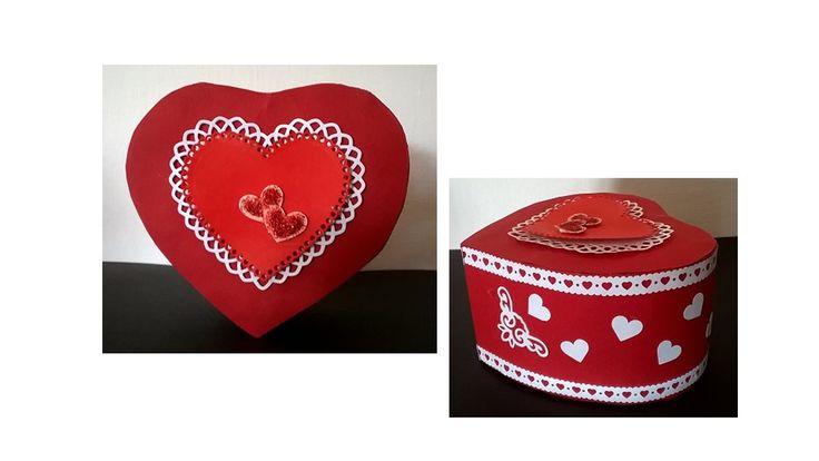 Scatolina per San Valentino - Valentine's day box