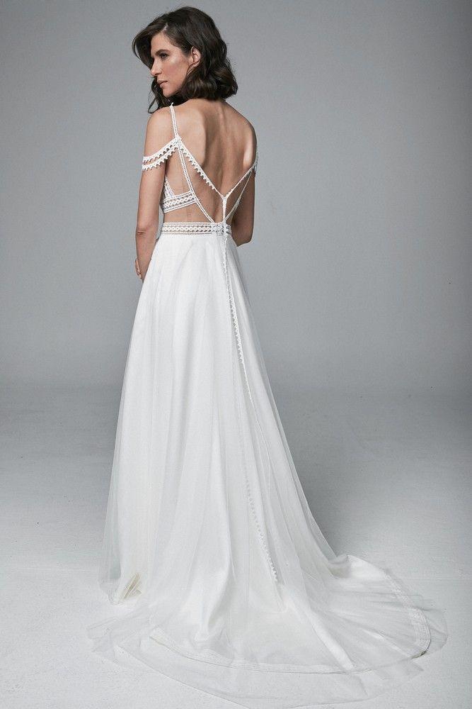 56dce96d3c0 Νυφικό φόρεμα by Creations Atelier στη Θεσσαλονίκη! Δείτε ολόκληρη ...