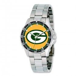 Mens NFL Green Bay Packers Coach Watch
