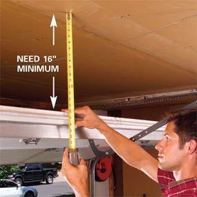 great tips for garage storage.