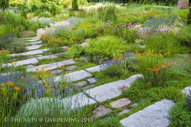 Three Dogs in a Garden: Book Review & Giveaway:The Art of Gardening