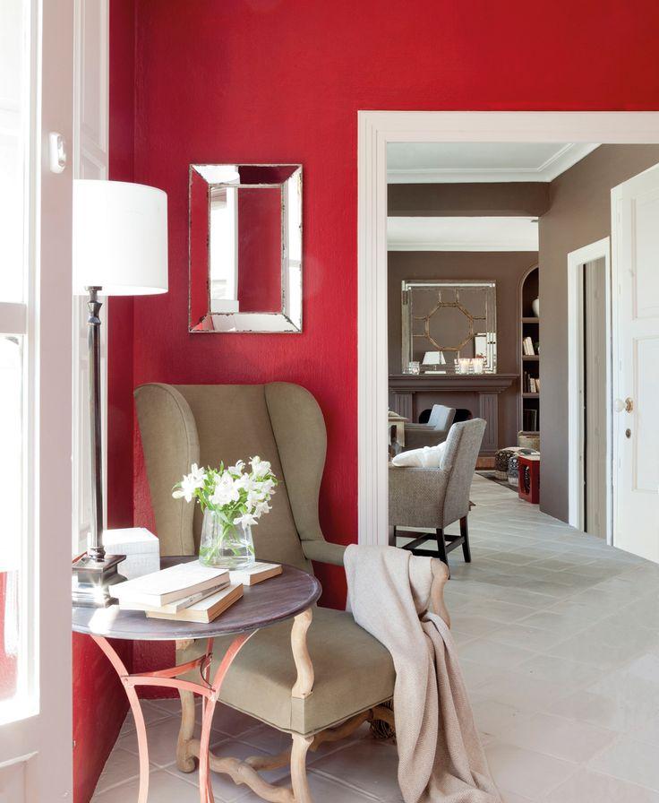¿Qué color sienta mejor a tu casa?
