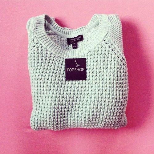 Topshop sweater ♡