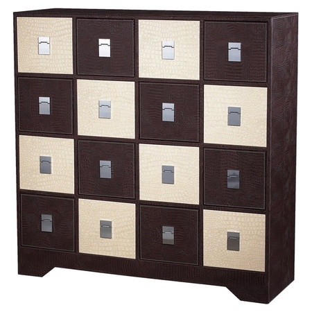 This Condat Cabinet from the Elegant Organizing event at Joss and Main would be perfect for me! I've been dying for a piece with lots of drawers this deep for organizing mail & coupons, etc.!
