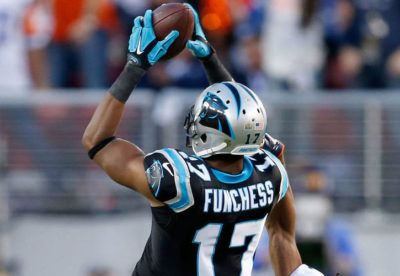 With the loss of Cam Newton's safety blanket, Greg Olsen, anddefenses adjusting for the dynamic Christian McCaffrey space has opened up for another offensive threat to step up in the Carolina offense. So far, that player has been Devin Funchess. From Weeks 2 through 8 ...