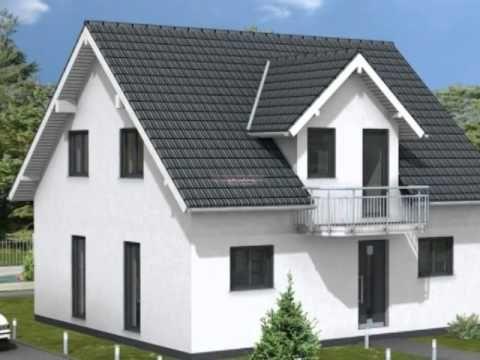 SIM-Classic-Line Family 110 das Einfamilienhaus für die junge Familie als schlüsselfertiges Massivhaus.Die ideale Immobilie für kompakte Grundstücke.
