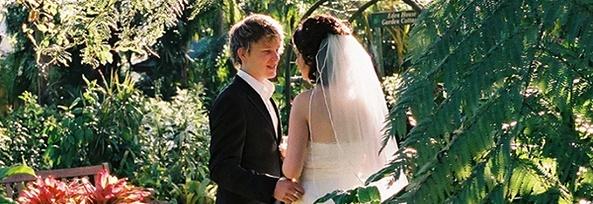 Weddings At Eden House Retreat & Mountain Spa Yungaburra