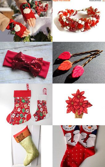 Season Gifts by Miné Kerget on Etsy--Pinned with TreasuryPin.com