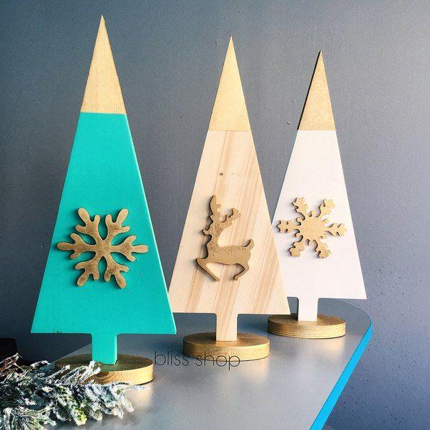 BLISS SHOP изделия из дерева и пластика