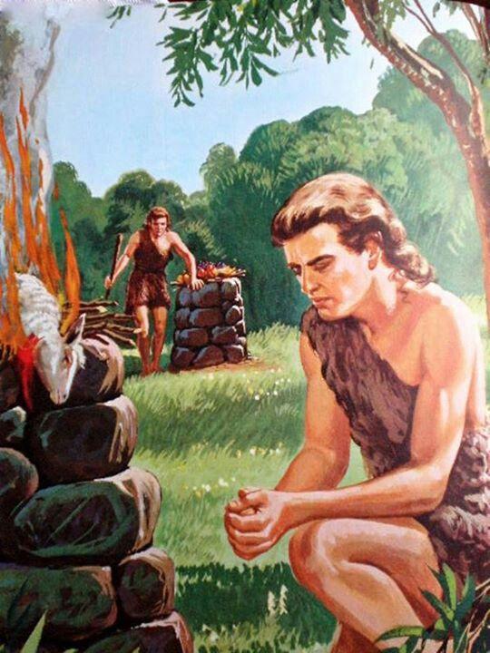 Kain Und Abel Bibel