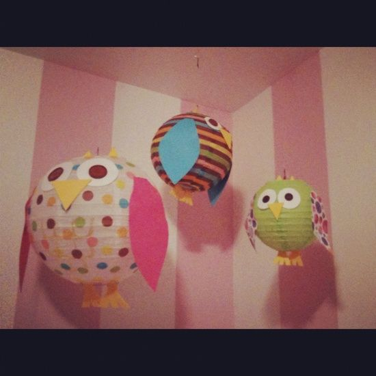 Owl Classroom Ideas | Classroom ideas Cutest thing EVER.  Forget classroom! I'm thinking bedroom!
