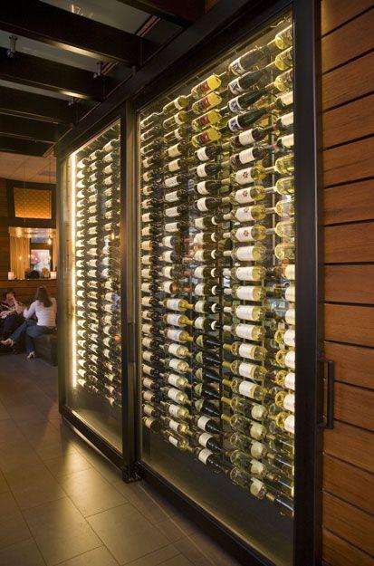 Best 25 wine coolers ideas on pinterest for Walk in wine room