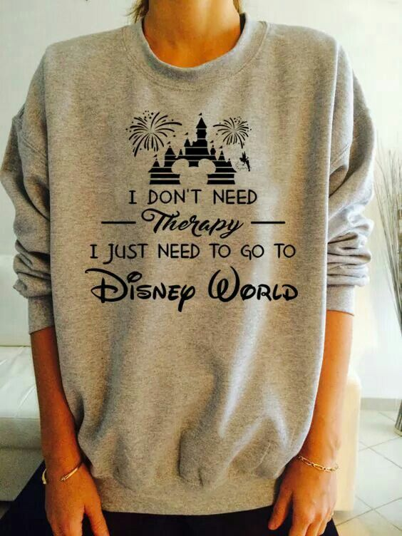 neat Disney sweatshirt