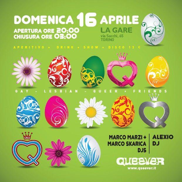 Il prossimo 20 maggio il   Queever  festeggerà 10 anni! E questa domenica (16 aprile) passeremo la decima Pasqua insieme! Come sempre sarà [...]