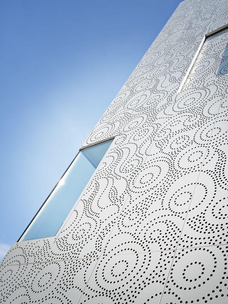 Une crèche à Paris 20 - par Avenier-Cornejo Architectes - Photo © David Foessel