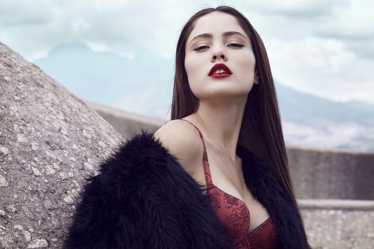 Moments by LingaDore - Geisha (Gel bra) New Autumn | Winter 2014/'15 collection! www.LingaDore.com